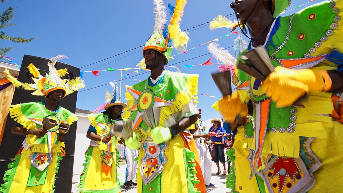 Jankanoo festival, Music in Turks and Caicos